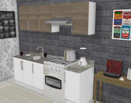 Cocina 2200 - Modelo 1