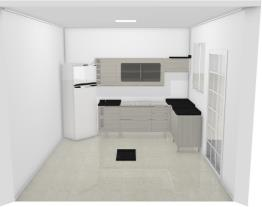 espaço cozinha