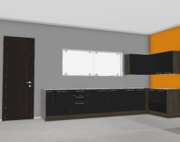 Cozinha da Casa 3