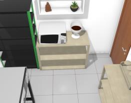 Cozinha Pand's Brownie - Kayo Brito