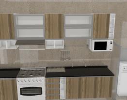 Cozinha lado A