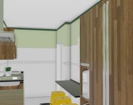cozinha de cida de leandro
