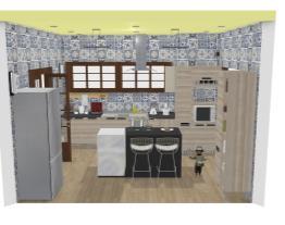 Cozinha Chacara II