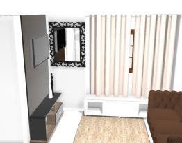 Minha sala no Mooble