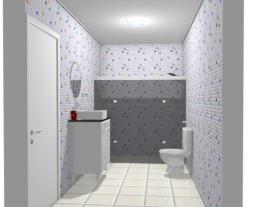 Meu projeto (banheiro suite )