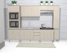 Cozinha Integra 8