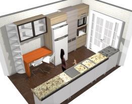 Cozinha corredor 1.1