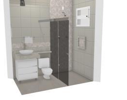 banheiro novo