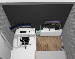 meu quarto 2020