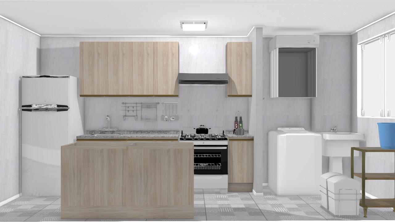 Casa 02 - Cozinha