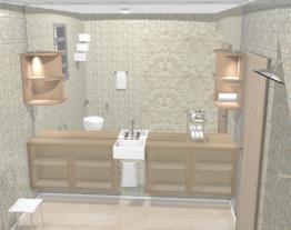 banheiro casa vovó