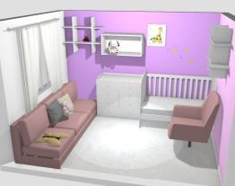 Meu projeto Henn quarto bebe