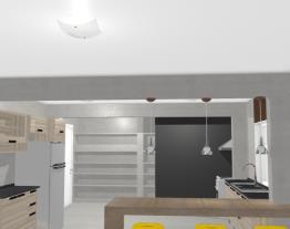 Cozinha + Despensa Piwi - Mobiliada 2