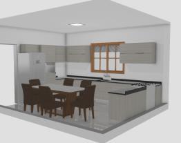 Cozinha nossa casa