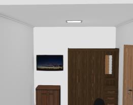 Meu quarto atual