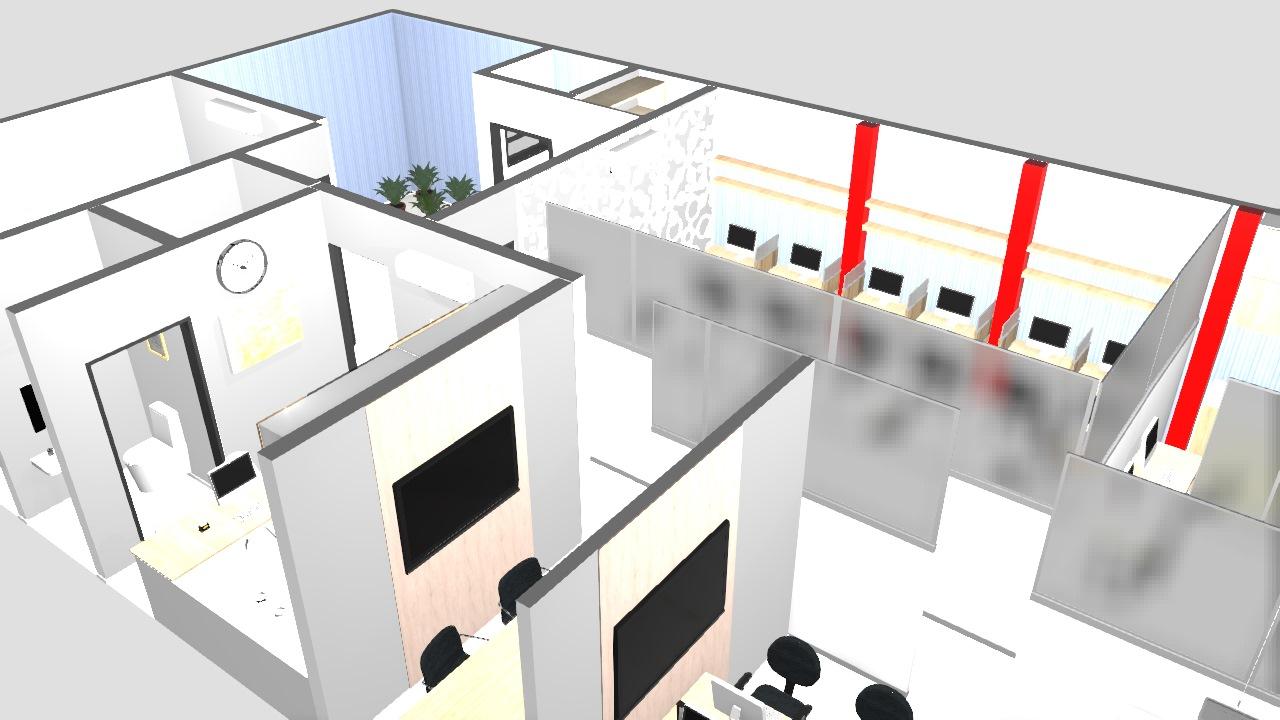 escritórios projeto 2