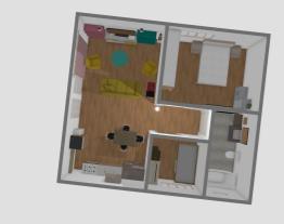 Meu projeto no Mooble casa pequena