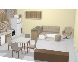 Cozinha/Sala sogra
