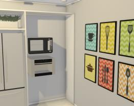 ALINE cozinha St CRUZ
