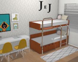 Meu projeto quarto JP e JL 4