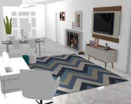 casa grande minimalista