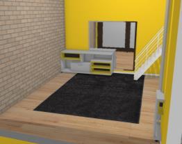 Projeto Quarto/Sala de estar