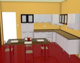 cozinha Angina