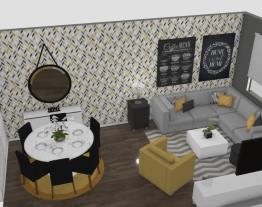 Sala da Larissa - Casa 2
