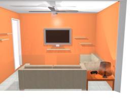 Meu projeto de sala no Mooble