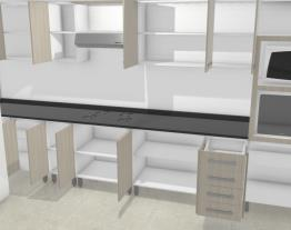 Projeto Cozinha Luciane 2