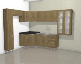 Cozinha  Space (LOJA)