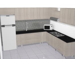 cozinha solaris carvalle c/ pes
