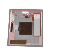 Projeto do quarto