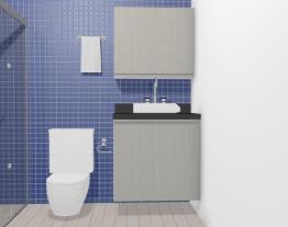 Banheiro - Luciana