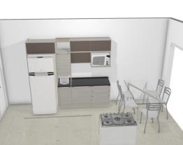 Cozinha de Gracinha