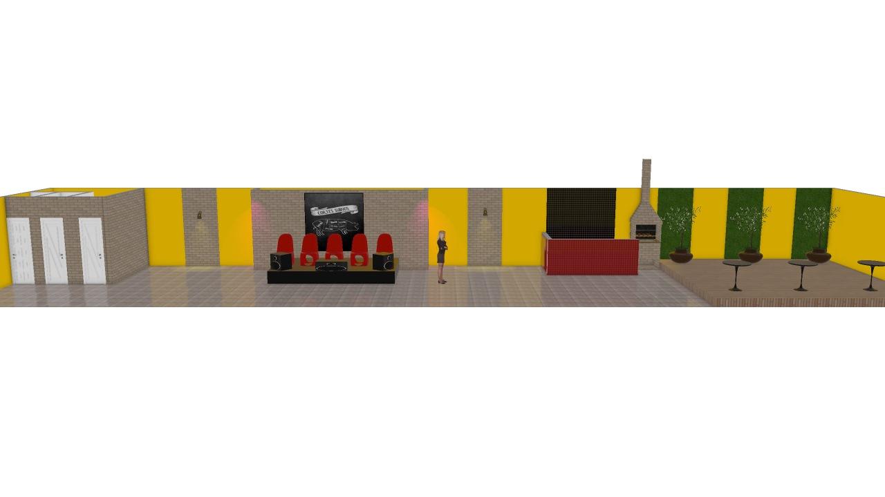 Salão de Festas 23X6