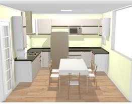 Isali cozinha