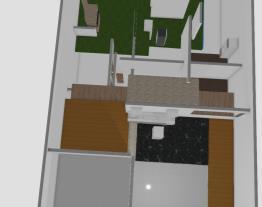 Casa 2 piso mod. escada