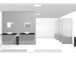 Banheiro Esmaltes