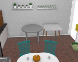 Cozinha Fundo - Espaço para projetar