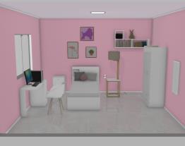 quarto da Julia