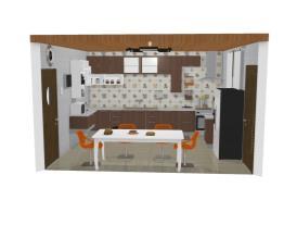 cozinha casa nova