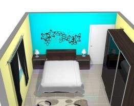 quarto casa Carina