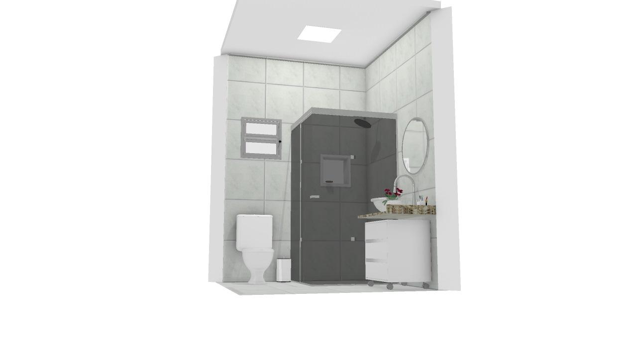 Banheiro chale