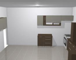 Cozinha HENN Smart/ Cliente: Rosineide