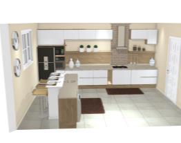 Projeto cozinha Italínea