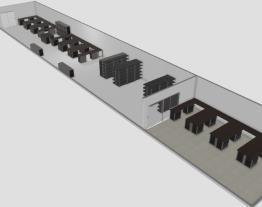Stihl - Sala Confiabilidade - Andar 2° layout com ampliação do prédio