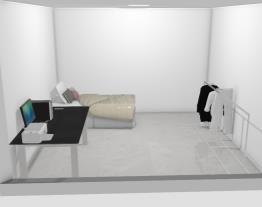 quarto meu