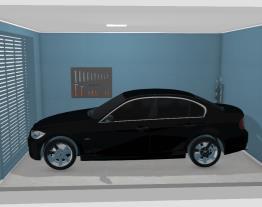 Garagem: Julianny e Ricardo (Casa 4)