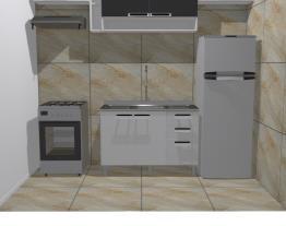 Minha Cozinha 1,80 altura